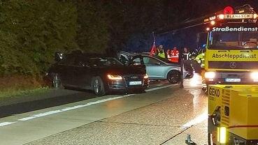 Kretschmann Unfall