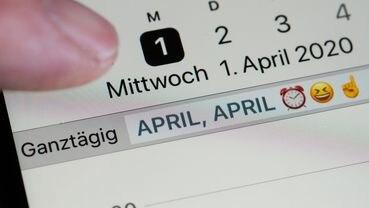 1 April Scherze