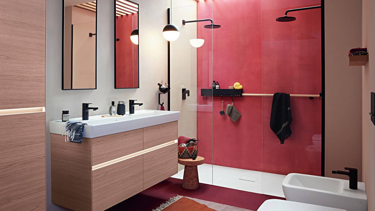 Badezimmer erneuern Diese Farben beeinflussen Stimmung und ...