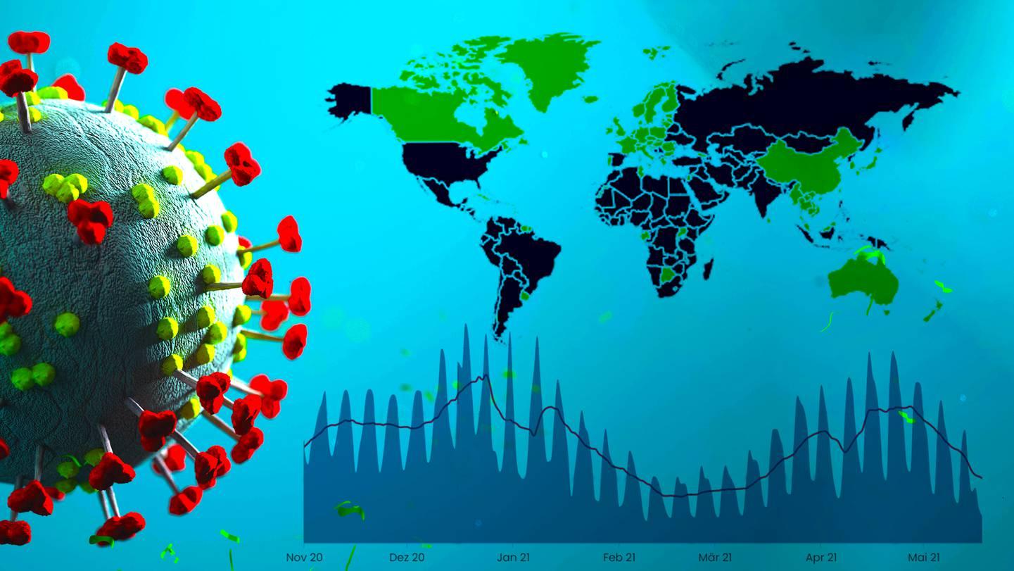 Corona Lage am 20.20.20 Zahlen, Karten & Grafiken für ...
