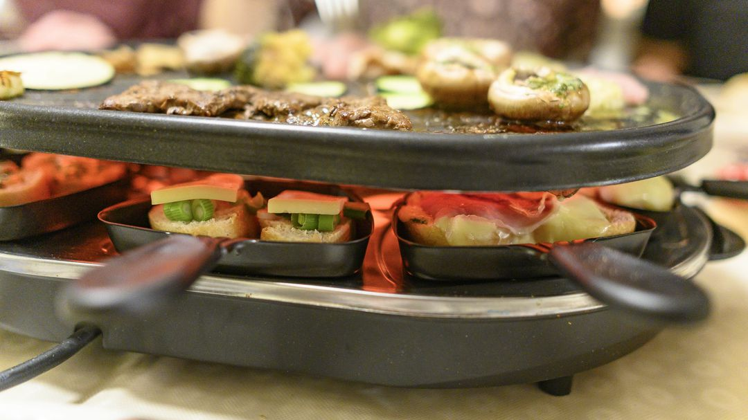 Raclette Grill Test Stiftung Warentest