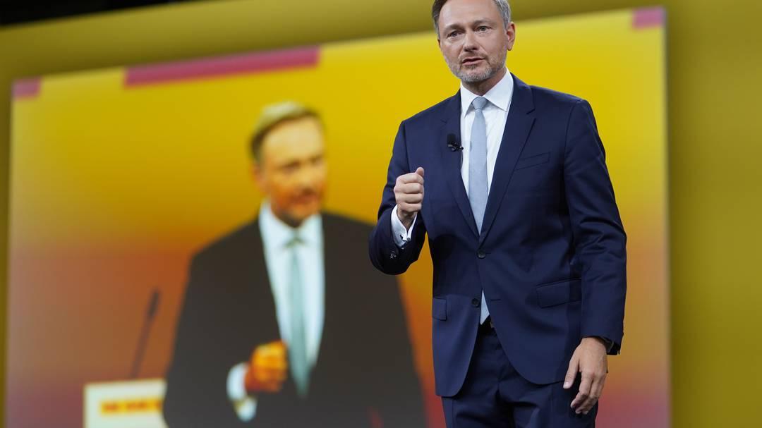 Lindner bei FDP-Parteitag: Wer Freiheit will, muss selbst Verantwortung übernehmen