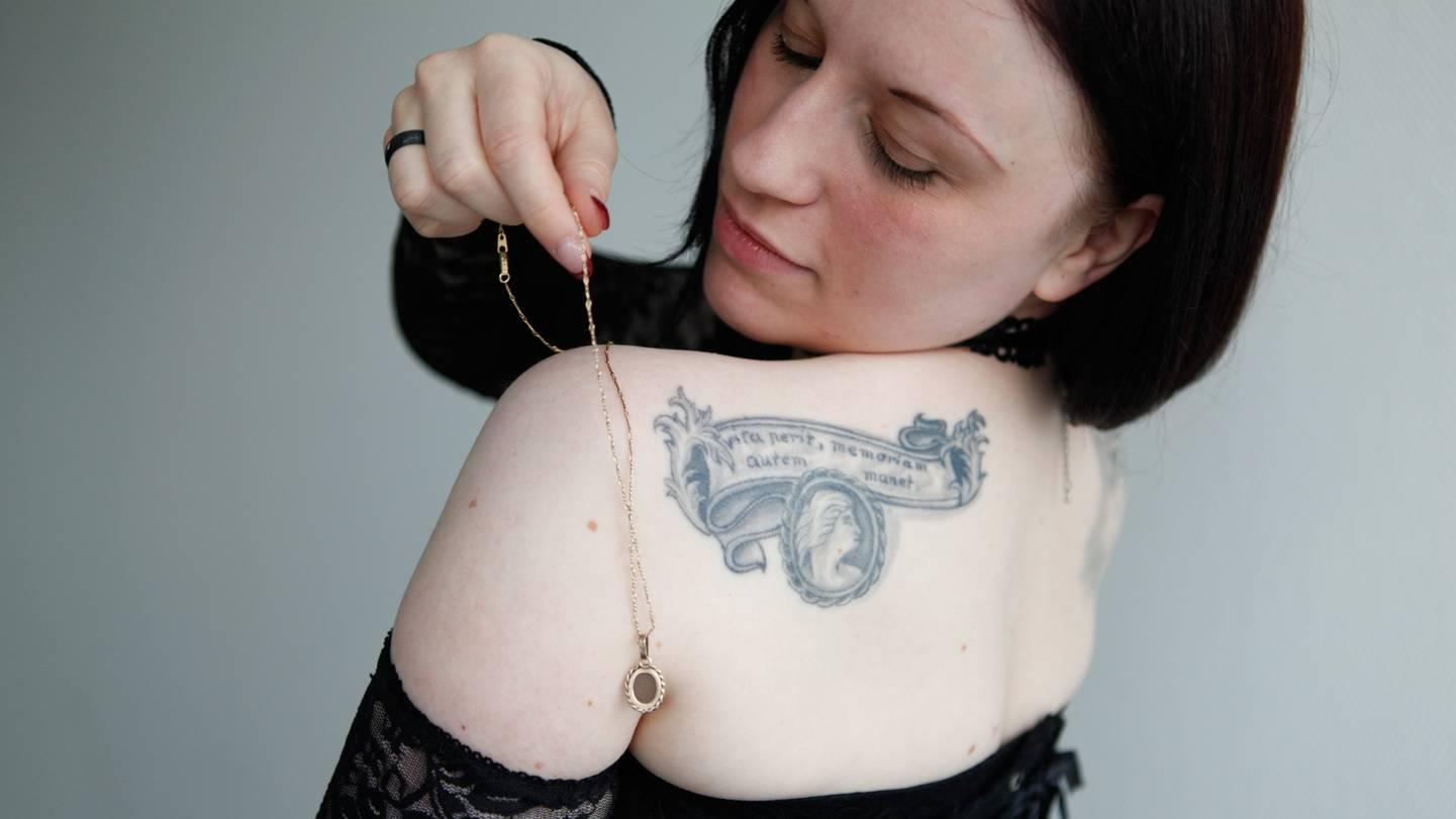 Tattoo für verstorbenen mann