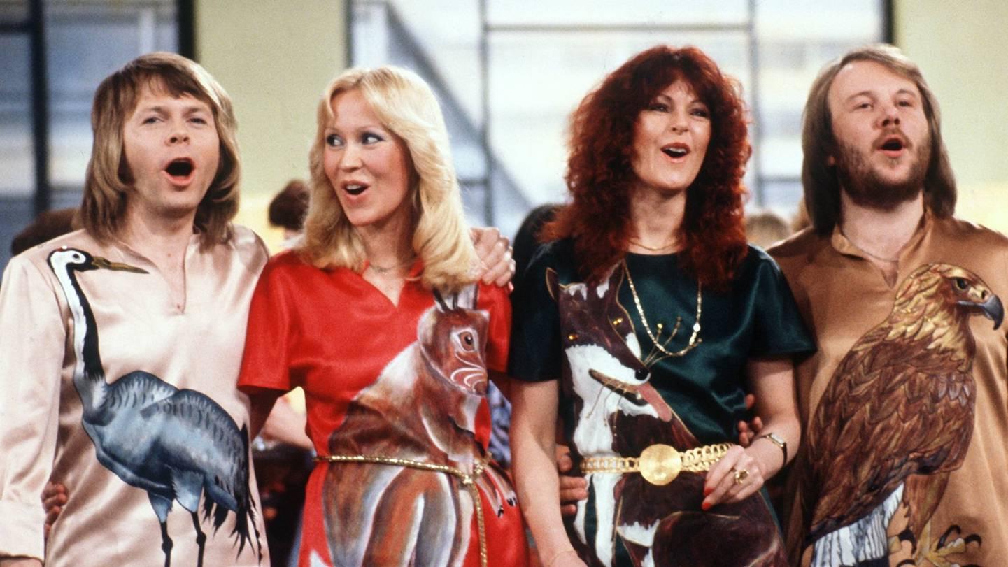 """Abba Comeback Band kündigt Reunion und neues Album """"Voyage"""" in ..."""