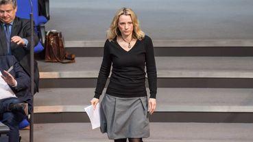 Alice Weidel Ehefrau - Freudenstadt Afd Frau Alice Weidel