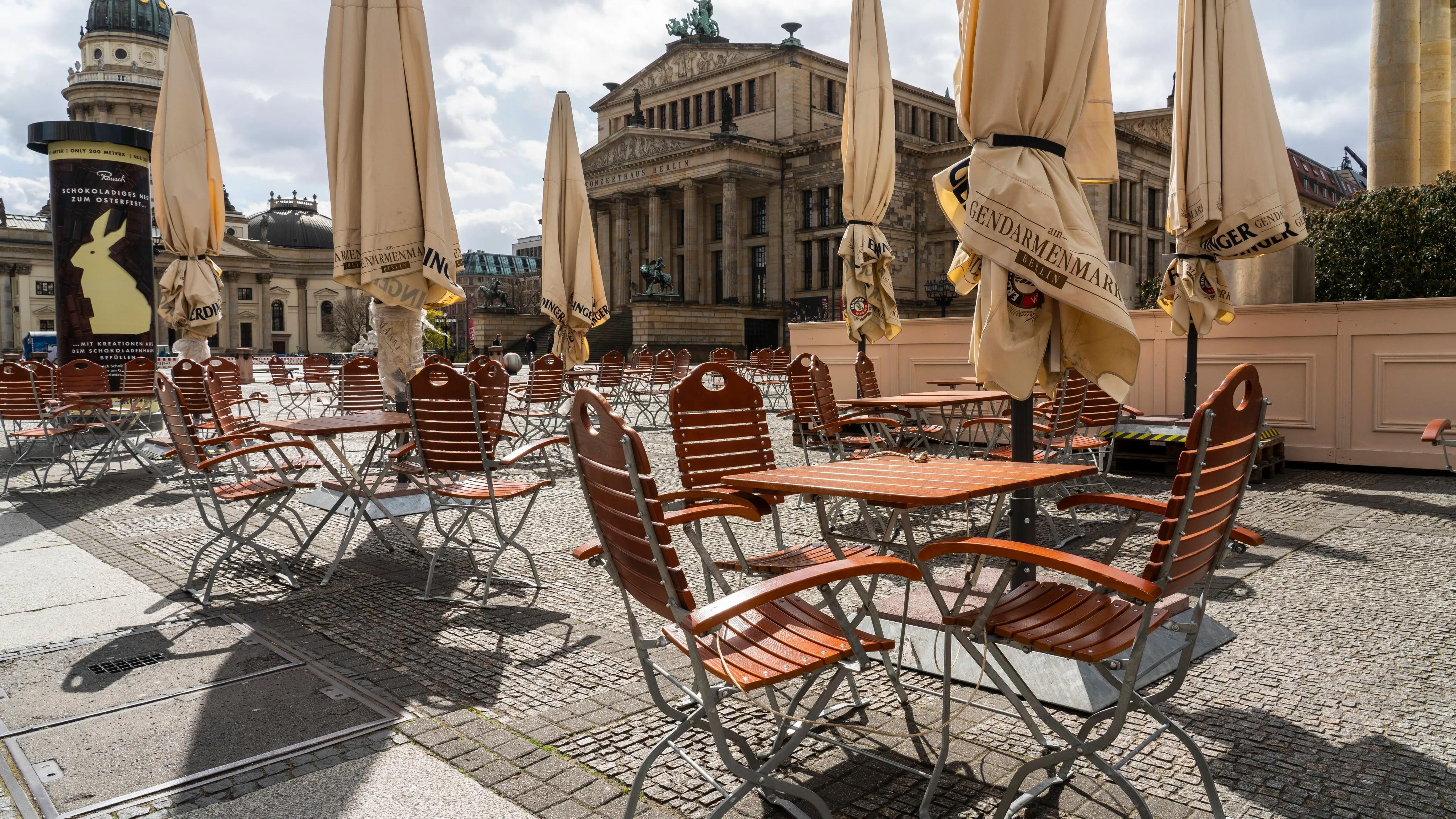 Wann Dürfen Kneipen In Berlin Wieder öffnen