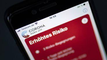 Corona App Risikobegegnung