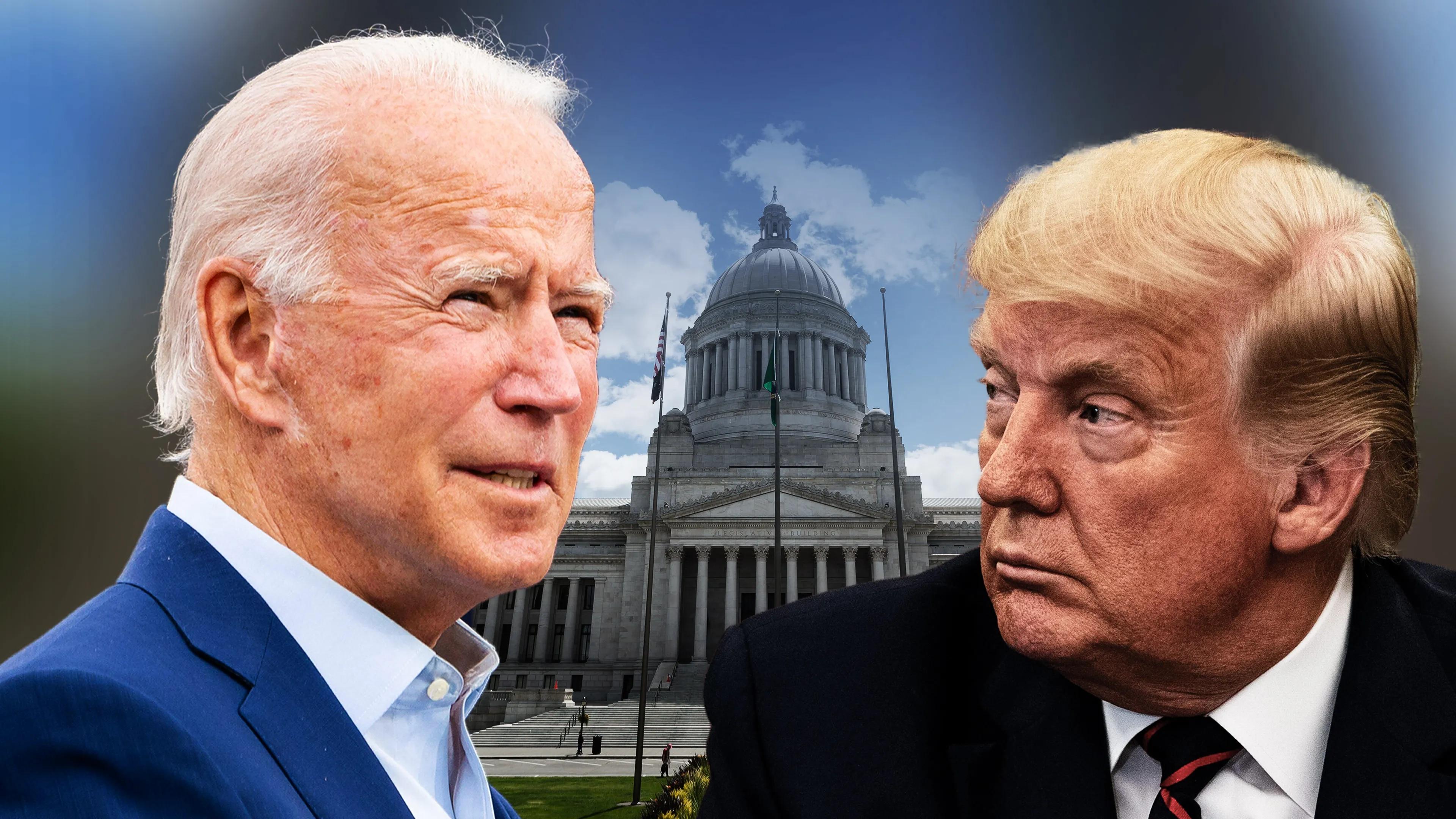 Trump vs. Biden im TV-Duell: So sehen Sie die Debatte im Fernsehen und Livestream