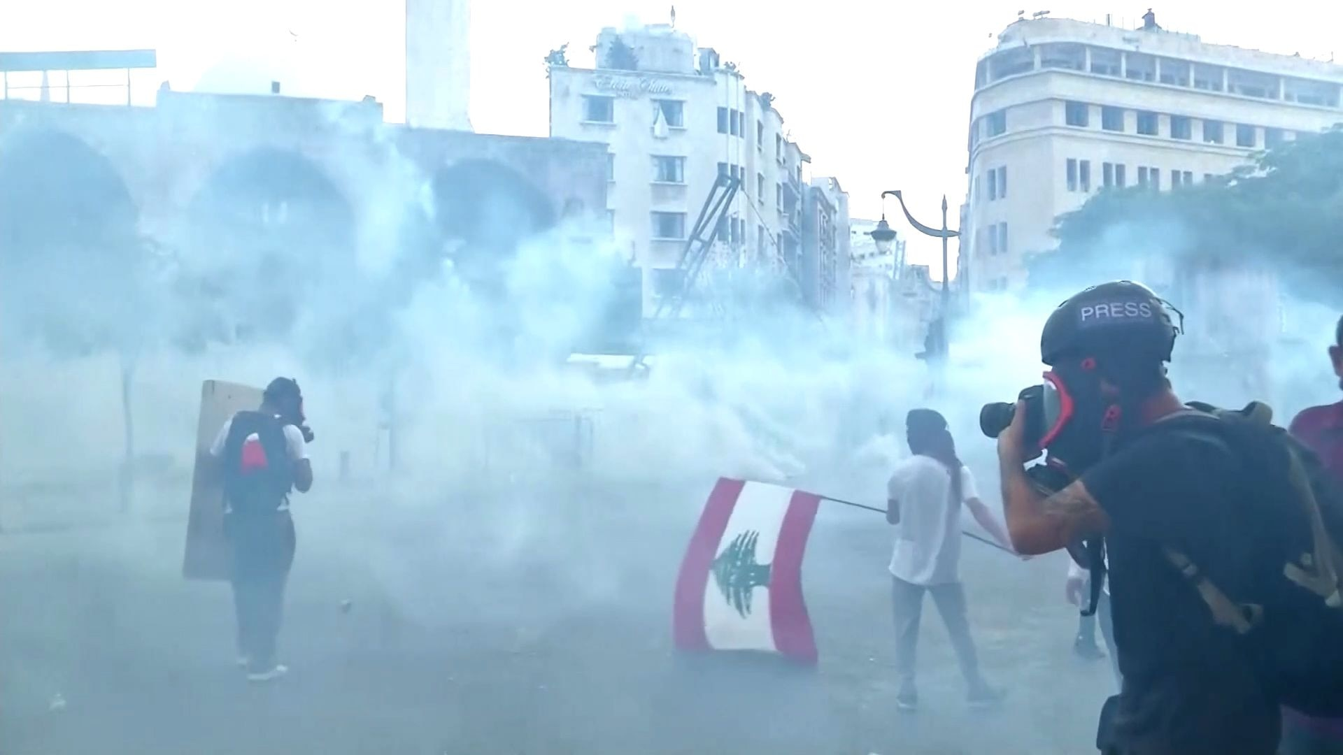 Lage im Libanon eskaliert: Regierungschef schlägt Neuwahlen vor