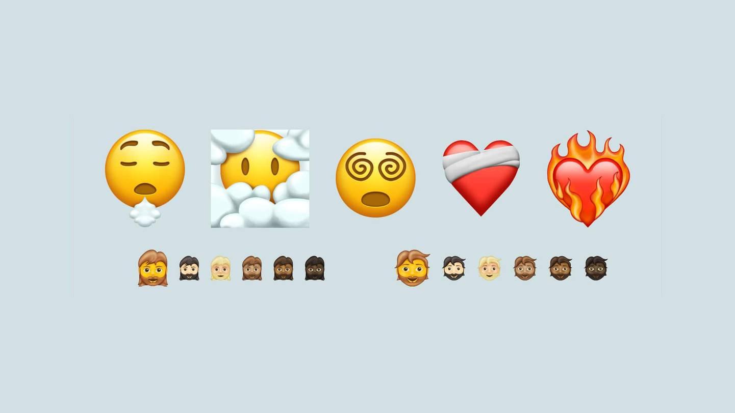 Mit herzen emojis Full Emoji