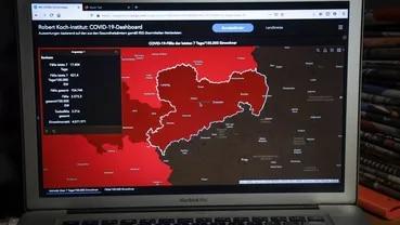 Drastische Corona Zahlen Sachsen Bekommt Hilfe Aus Anderen Bundeslandern