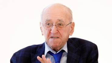 Alfred Biolek Trauert Sein Adoptivsohn Keith Ist Gestorben