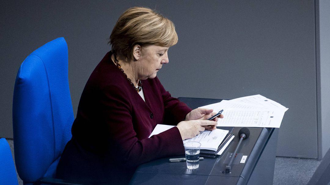 Merkel Ansprache Heute Uhrzeit