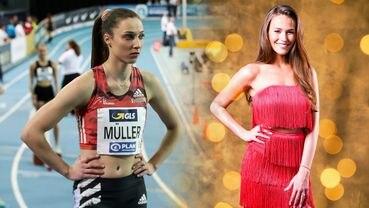 Die Falsche Laura Muller Deutsche Sprinterin Wird Mit Wendler Freundin Verwechselt
