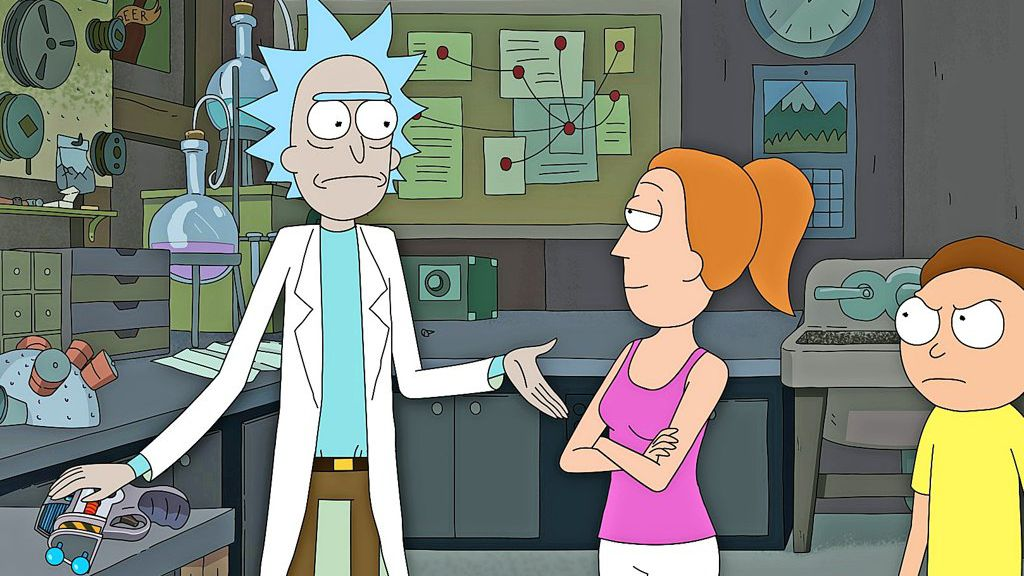 Rick And Morty Staffel 4 Deutsch