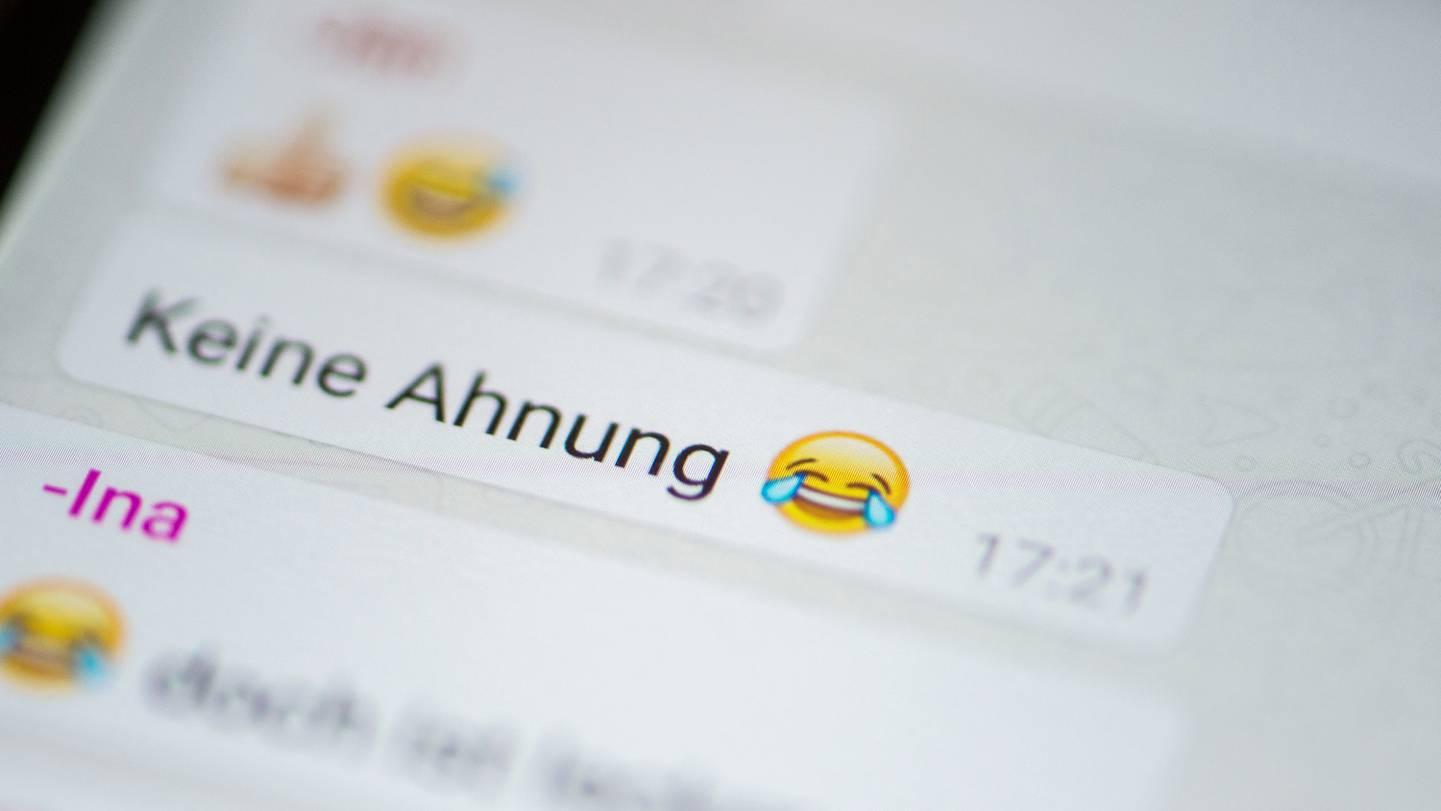 Whatsapp smiley zwinker 😍 Emoji