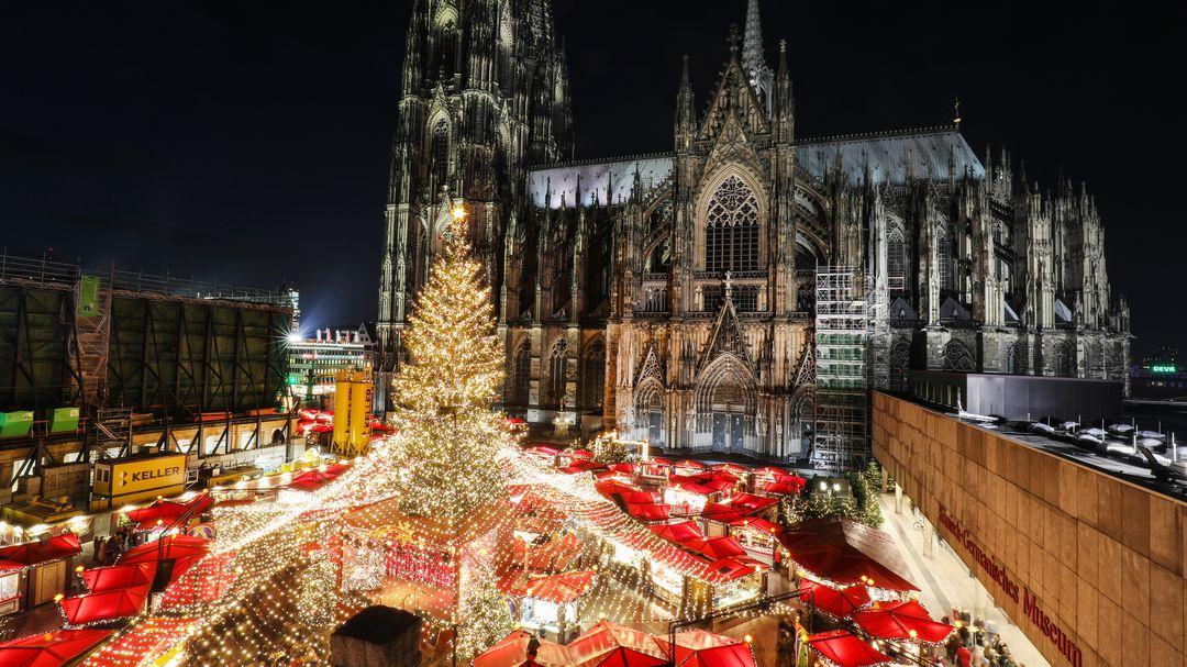 Weihnachtsmarkt Köln 2021 Corona