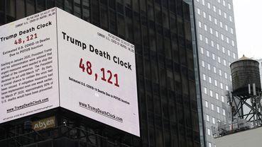 Todesuhr New York