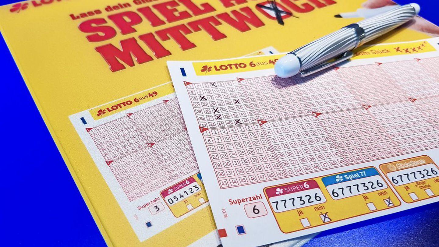Lotto Am Mittwoch 8.4 2021